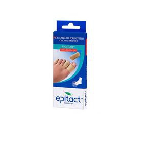 EPITACT DIGITUBE EPITHELIUM 26 PROTEZIONE CALLI IN GEL DI SILICONE TAGLIA LARGE