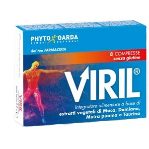 VIRIL 8 COMPRESSE