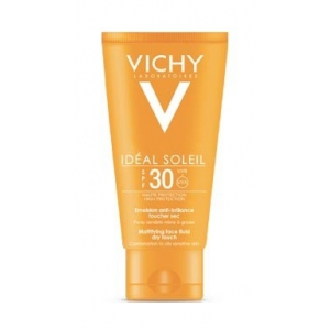 IDEAL SOLEIL VISO DRY TOUCH SPF30 50 ML