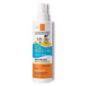 ANTHELIOS DERMO-PED SPRAY SPF50+ 200 ML