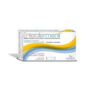 ENTEROFERMENTI 2 MLD 20 FLACONCINI DA 5 ML