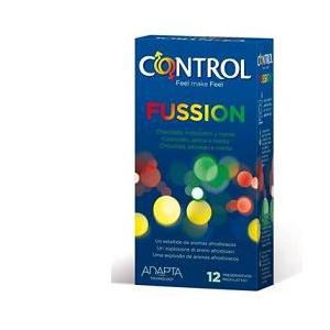 PROFILATTICO CONTROL FUSSION 12 PEZZI