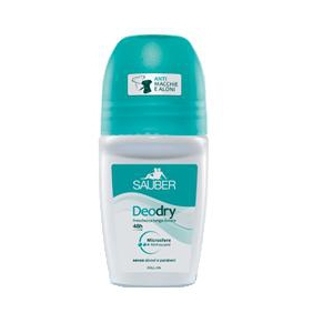 SAUBER DEODRY ROLL ON 50 ML