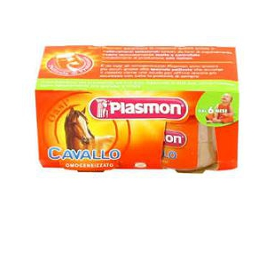 PLASMON OMOGENEIZZATO CAVALLO 4 X 80 G