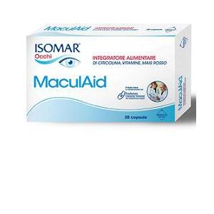 ISOMAR OCCHI MACULAID 20 CAPSULE