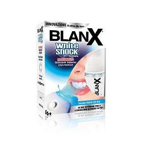 BLANX WHITE SHOCK TRATTAMENTO