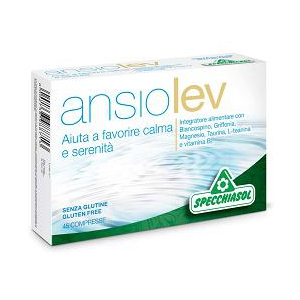 ANSIOLEV 45 COMPRESSE