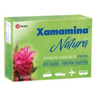 XAMAMINA NATURA 10 CAPSULE
