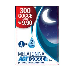 MELATONINA ACT GOCCE 15 ML