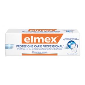 DENTIFRICIO ELMEX PROTEZIONE CARIE PROFESSIONAL