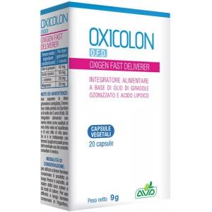 OXICOLON O F D 20 CAPSULE
