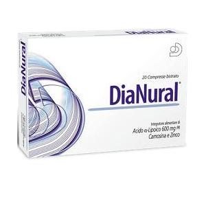 DIANURAL 20 COMPRESSE 20 G