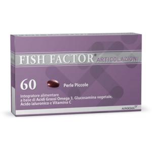 FISH FACTOR ARTICOLAZIONI 60 PERLE