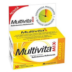 MULTIVITAMIX CRONO 30 COMPRESSE