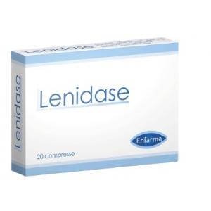 LENIDASE 20 COMPRESSE