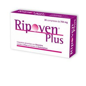 RIPOVEN PLUS 30 COMPRESSE