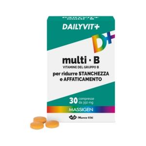DAILYVIT+ MULTI B VITAMINE DEL GRUPPO B 30 COMPRESSE