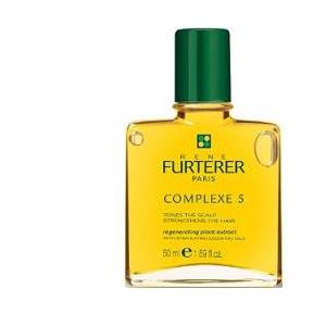 RENE' FURTERER COMPLEXE 5 CONCENTRATO VEGETALE RIGENERANTE 50 ML