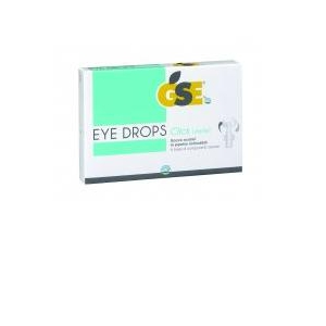 GSE EYE DROPS CLICK GOCCE OCULARI 10 PIPETTE 0,5 ML