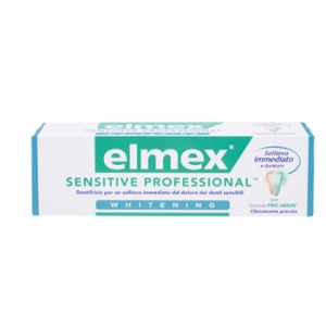 ELMEX SENSITIVE PROFESSIONAL WHITENING DENTIFRICIO 75 ML