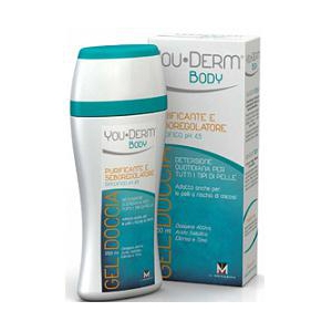 YOUDERM PELLE PURA BODY 250 ML