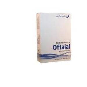 OFTAIAL SOLUZIONE OFTALMICA ACIDO IALURONICO 0,4% 10 ML