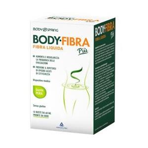 BODY SPRING BODY FIBRA PIU' PERA 12 BUSTINE