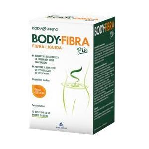 BODY SPRING BODY FIBRA PIU' ESOTICO 12 BUSTINE