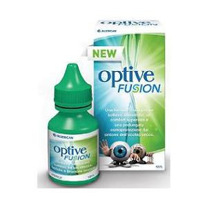 SOLUZIONE OFTALMICA OPTIVE FUSION FLACONE 10 ML