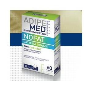 ADIPE MED NOFAT CATTURA GRASSI CON CAPTOFAT 60 COMPRESSE