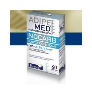 ADIPE MED NOCARB BLOCCA CARBOIDRATI CON CARBOREDUCT 60 COMPRESSE