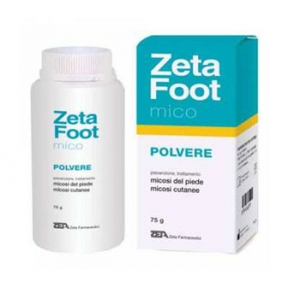 ZFOOT MICO POLVERE FLACONE 75 G