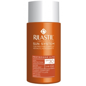 RILASTIL SUN SYSTEM PHOTO PROTECTION THERAPY SPF30 COMFORT FLUIDO 50 ML