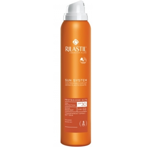 RILASTIL SUN SYSTEM PHOTO PROTECTION THERAPY SPF30 TRANSPARENT SPRAY 200 ML