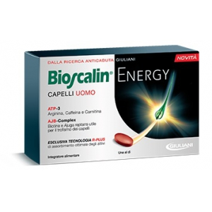 BIOSCALIN ENERGY 30 COMPRESSE