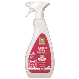 NATI NATURALI ECOBIO BABY MULTIUSO SPRAY 500 ML