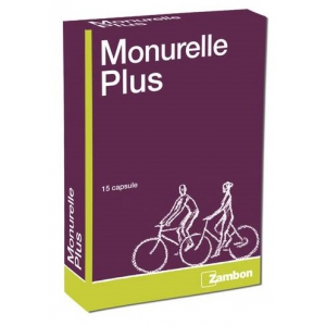 MONURELLE PLUS 15 CAPSULE