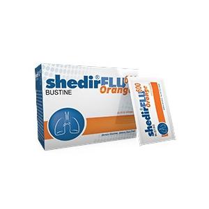 SHEDIRFLU 600 ORANGE 20 BUSTINE
