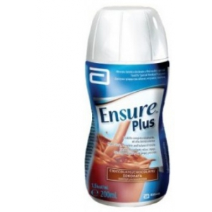 ENSURE PLUS CIOCCOLATO 4 BOTTIGLIE DA 200 ML