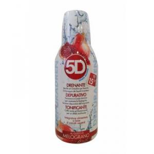 5D SLEEVERATO MELOGRANO 500 ML