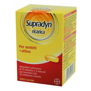 SUPRADYN RICARICA 35 COMPRESSE