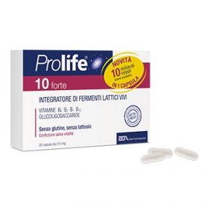 PROLIFE 10 FORTE 20 CAPSULE