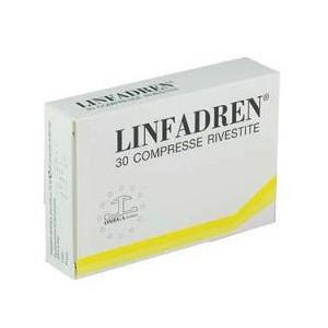 LINFADREN 30 COMPRESSE
