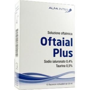 OFTAIAL PLUS SOL OFTAL 15FL