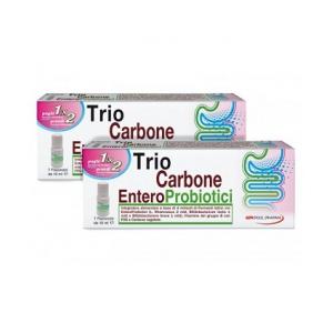 TRIOCARBONE ENTEROPROBIOTICI 7 FLACONCINI X 10 ML