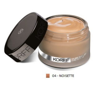 KORFF CURE MAKE UP FONDOTINTA LIFT 04 NOIS