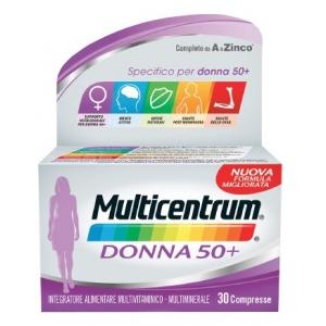 MULTICENTRUM DONNA 50+ 90 COMPRESSE