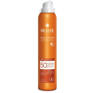 RILASTIL SUN SYSTEM PPT SPF 50+ TRANSPARENT SPRAY 75 ML
