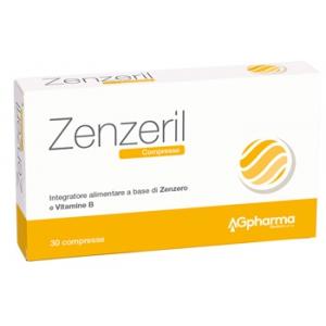 ZENZERIL 30 COMPRESSE