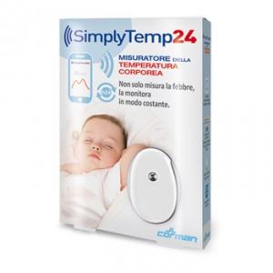 SIMPLYTEMP24 TERMOMETRO BLUETOOTH